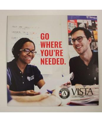 AmeriCorps VISTA Brochure