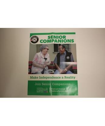 Senior Companion Poster