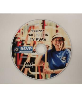 DVD: Senior Corps RSVP