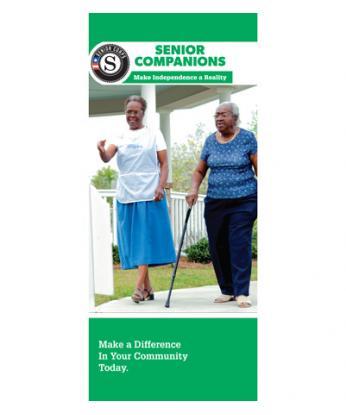 Senior Companion Brochure