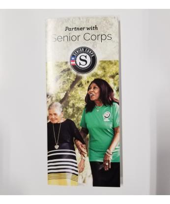 Senior Corps Partnership Brochure
