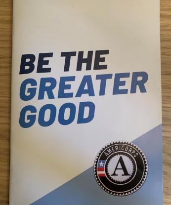 Guide to AmeriCorps: Be the Greater Good