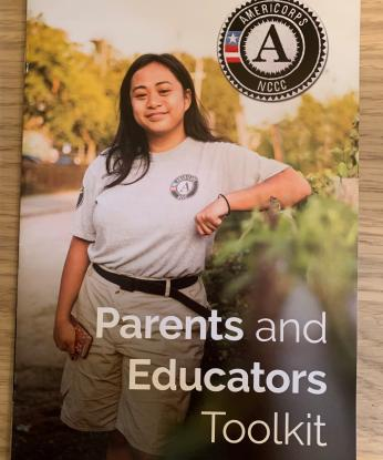 AmeriCorps NCCC Parents & Educators Toolkit