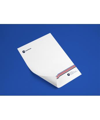 AmeriCorps Letterhead
