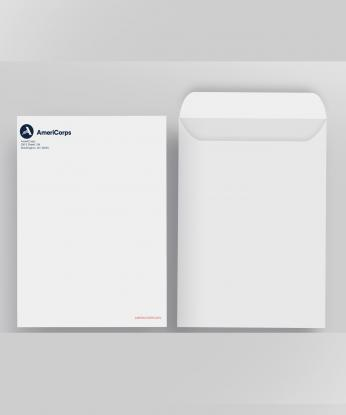 AmeriCorps 10x13 Envelopes