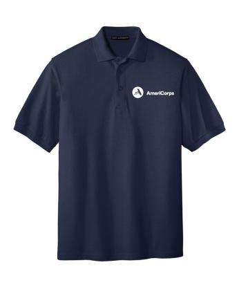 AmeriCorps Staff Polo Shirt (Navy)
