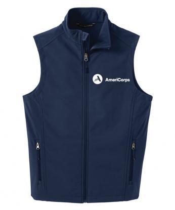 AmeriCorps Staff Vest (Navy)