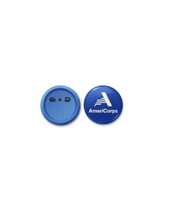 AmeriCorps Button (Size 2-1/4