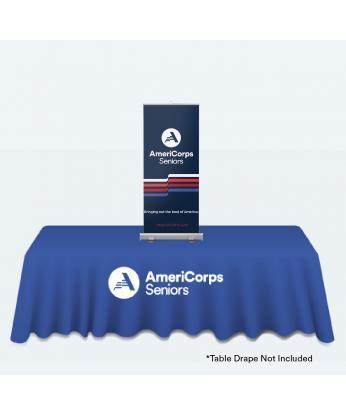 AmeriCorps Seniors Table Top Exhibit