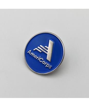 AmeriCorps Lapel Pin (Size 7/8
