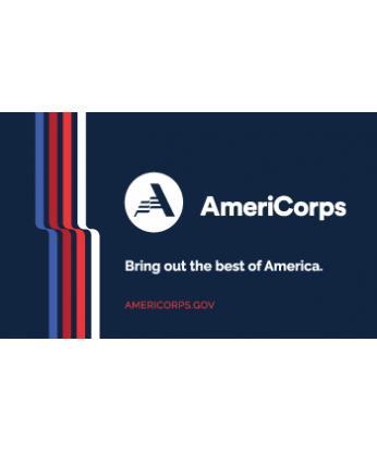 AmeriCorps Podium Signs (18