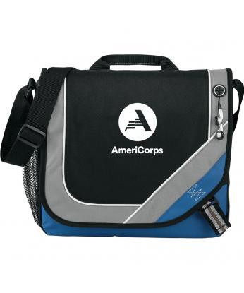 AmeriCorps Leader Messenger Bag