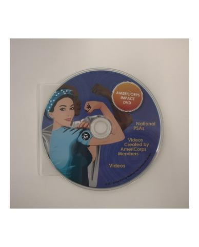 AmeriCorps Impact PSA DVD