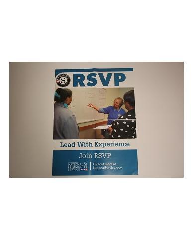 RSVP Poster