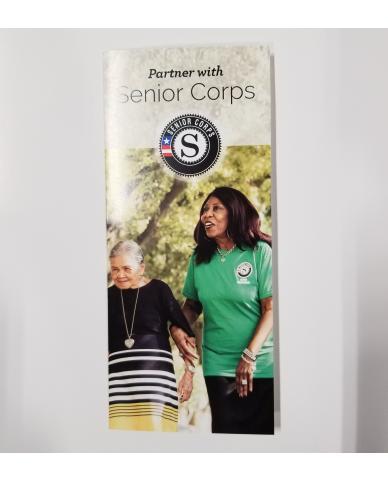 Senior Corps Partnership Brochure
